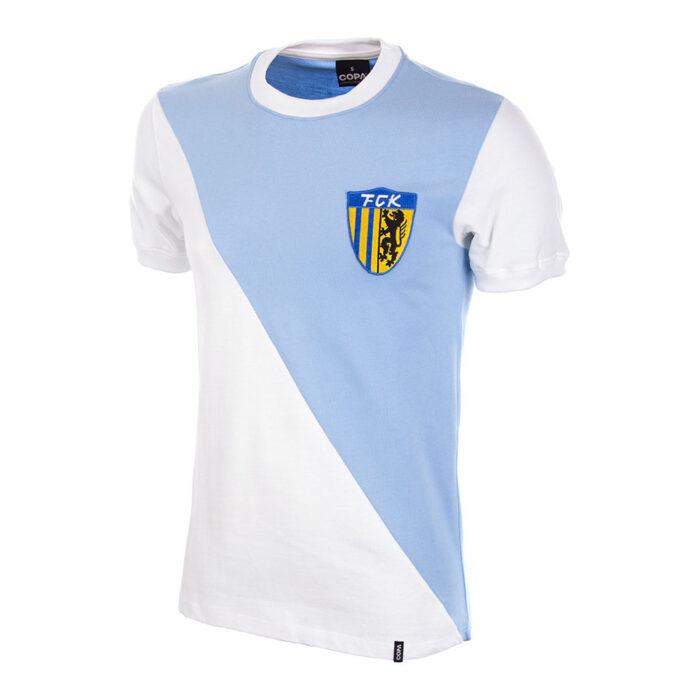 Karl Marx Stadt 1978-79 Camiseta Retro Fútbol