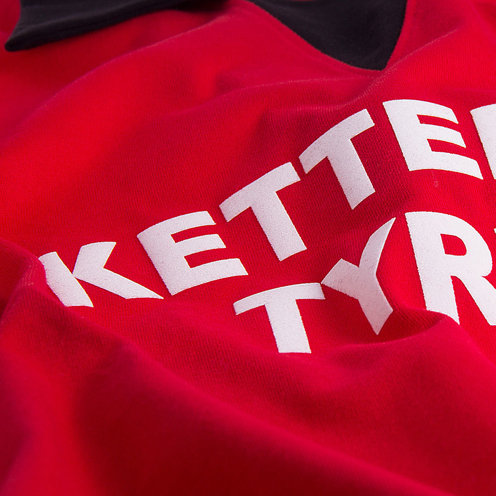 Kettering Town 1975-76 Maglia Storica Calcio
