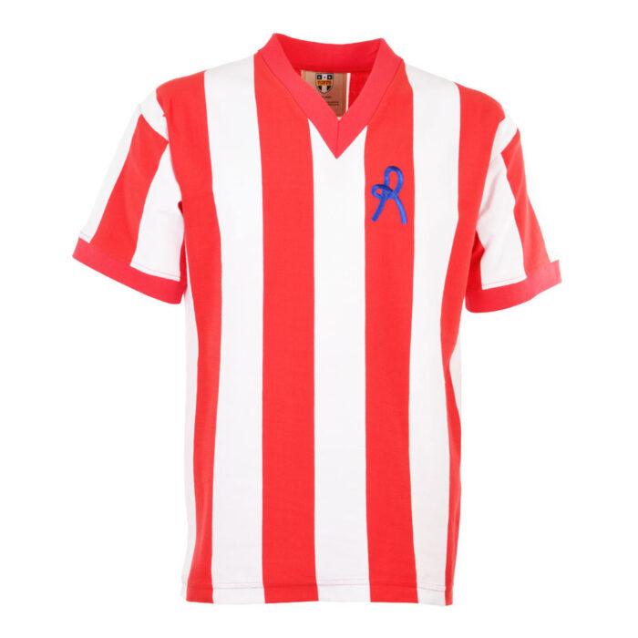 Lanerossi Vicenza 1977-78 Camiseta Retro Fútbol