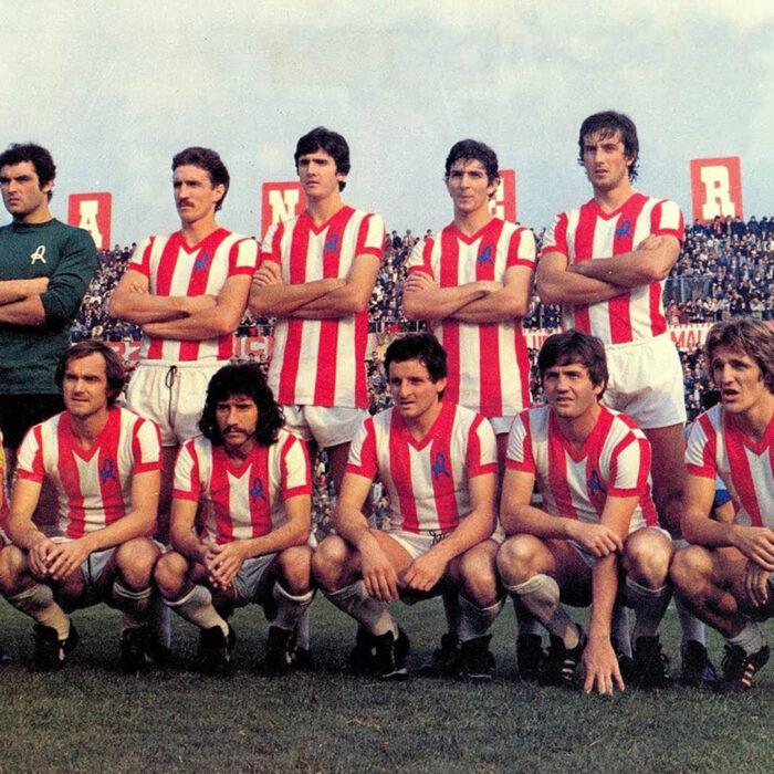 Lanerossi Vicenza 1977-78 Maglia Storica Calcio