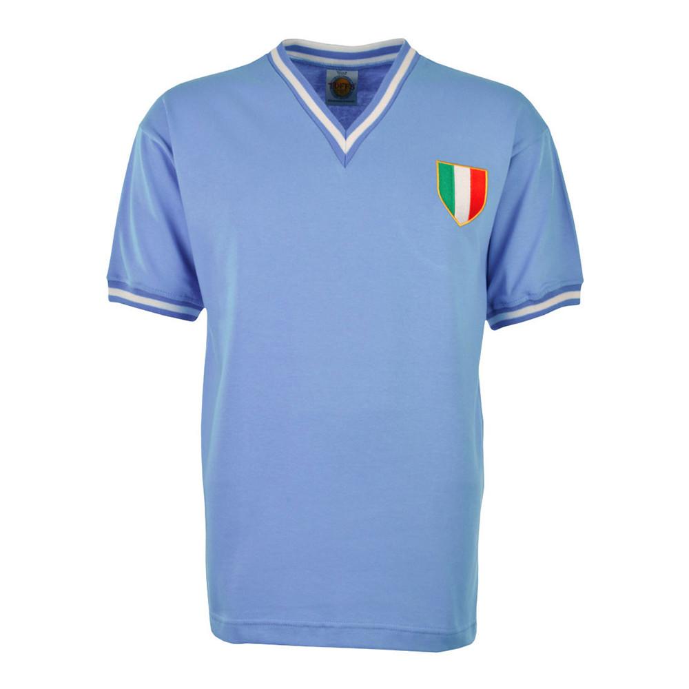 Lazio 1974-75 Retro Football Shirt