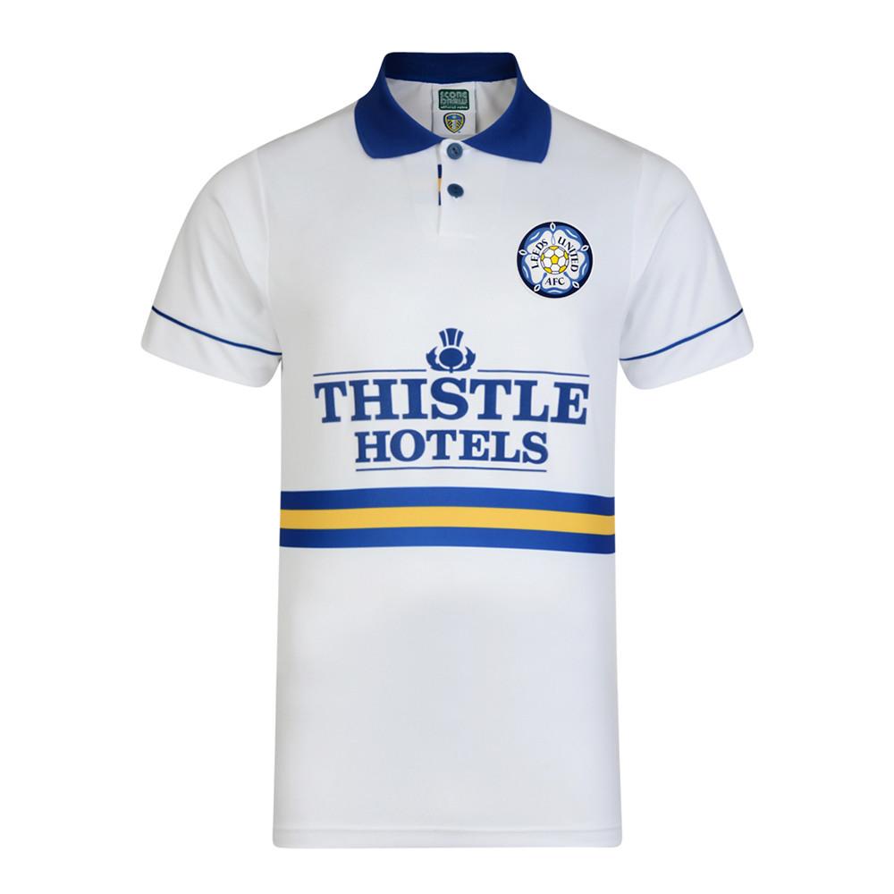 Leeds United 1994-95 Maglia Storica Calcio