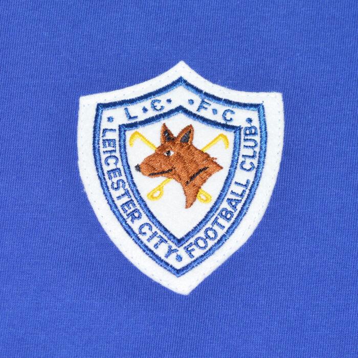 Leicester City 1971-72 Maglia Storica Calcio