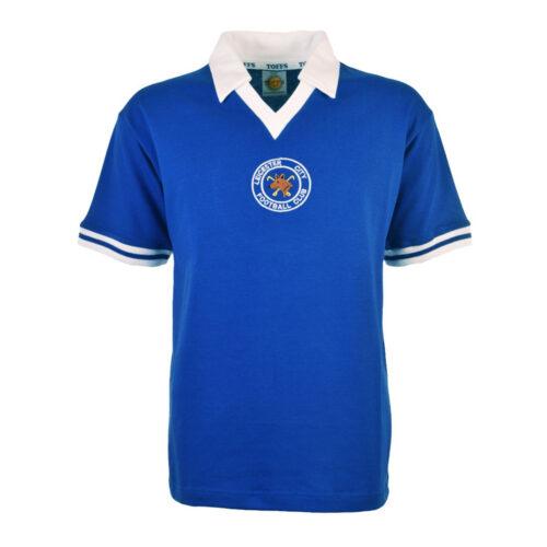 Leicester City 1975-76 Maglia Storica Calcio