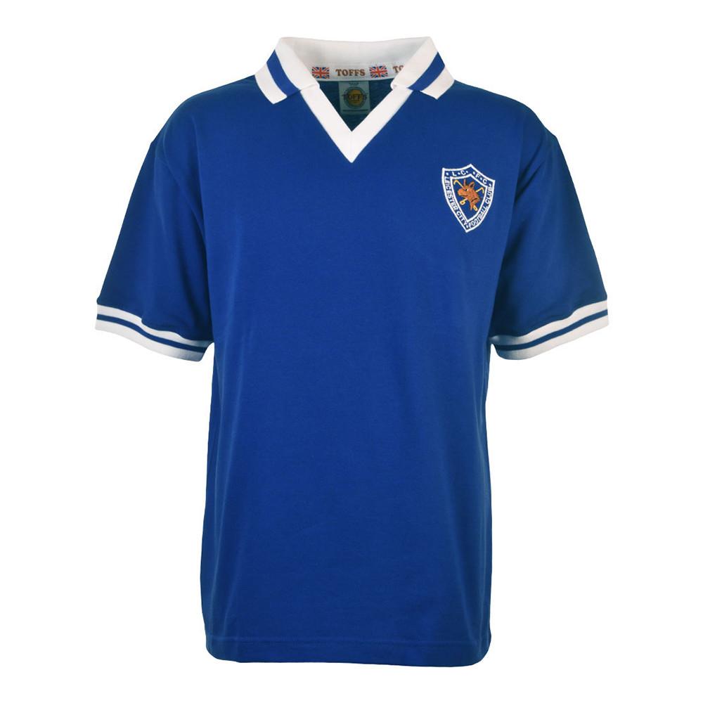 Leicester City 1979-80 Retro Football Shirt