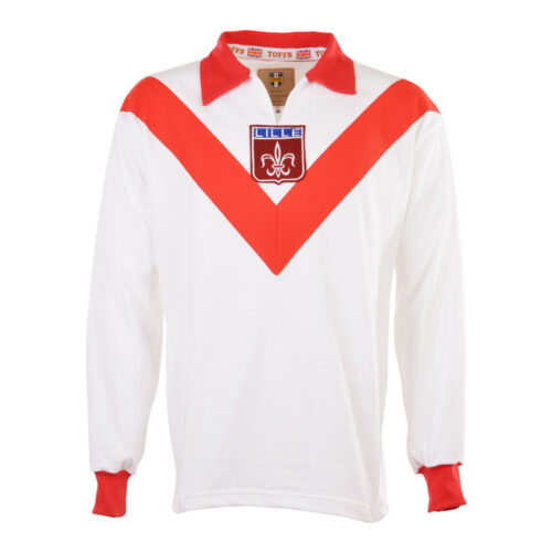Olympique Lille 1952-53 Retro Football Shirt