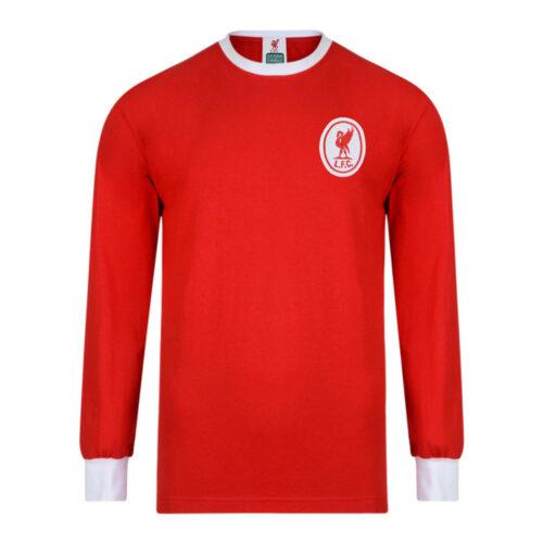 Liverpool 1965-66 Maglia Storica Calcio