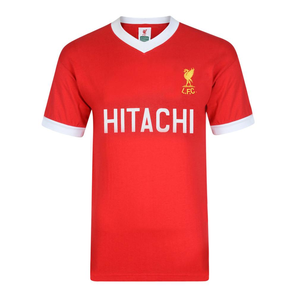 Liverpool 1980-81 Maglia Storica Calcio
