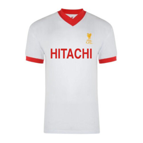 Liverpool 1980-81 Retro Football Jersey