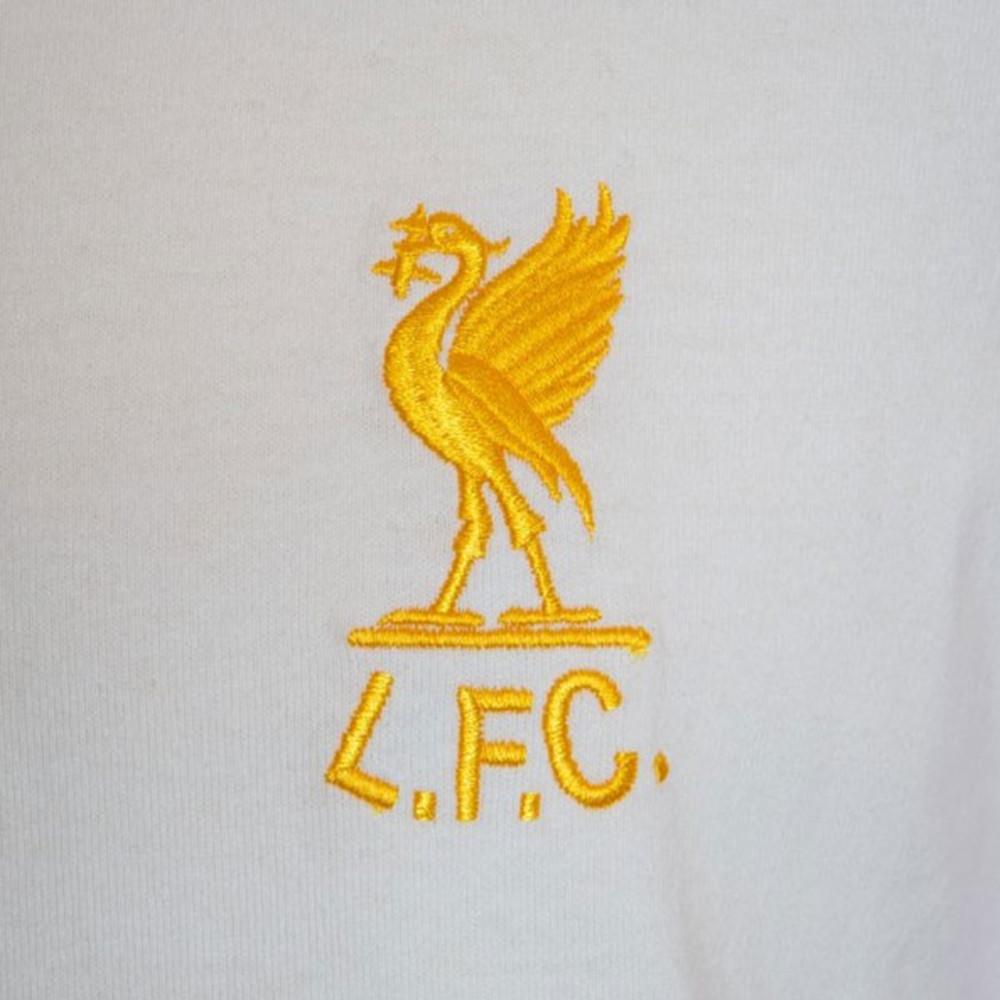 Liverpool 1980-81 Away Maglia Storica Calcio