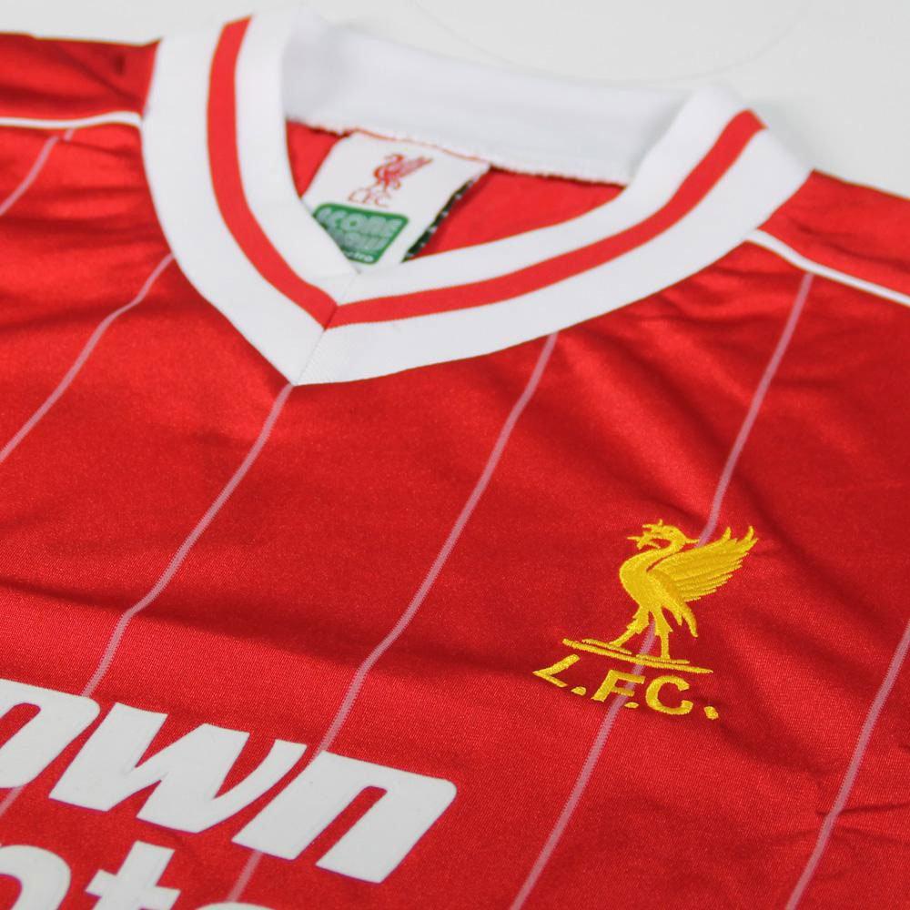 4f6c7f75d94 Liverpool 1982-83 Retro Football Shirt - Retro Football Club ®