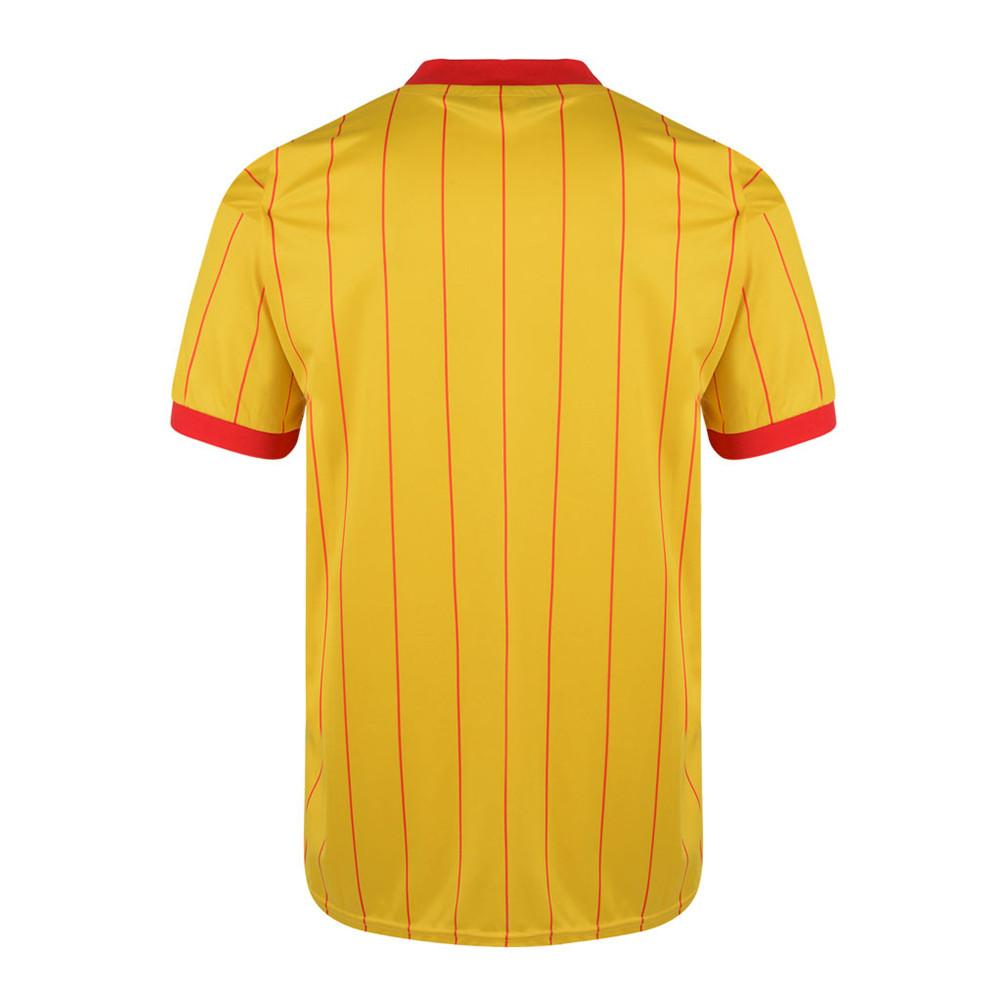 Liverpool 1982 83 Camiseta Fútbol Retro