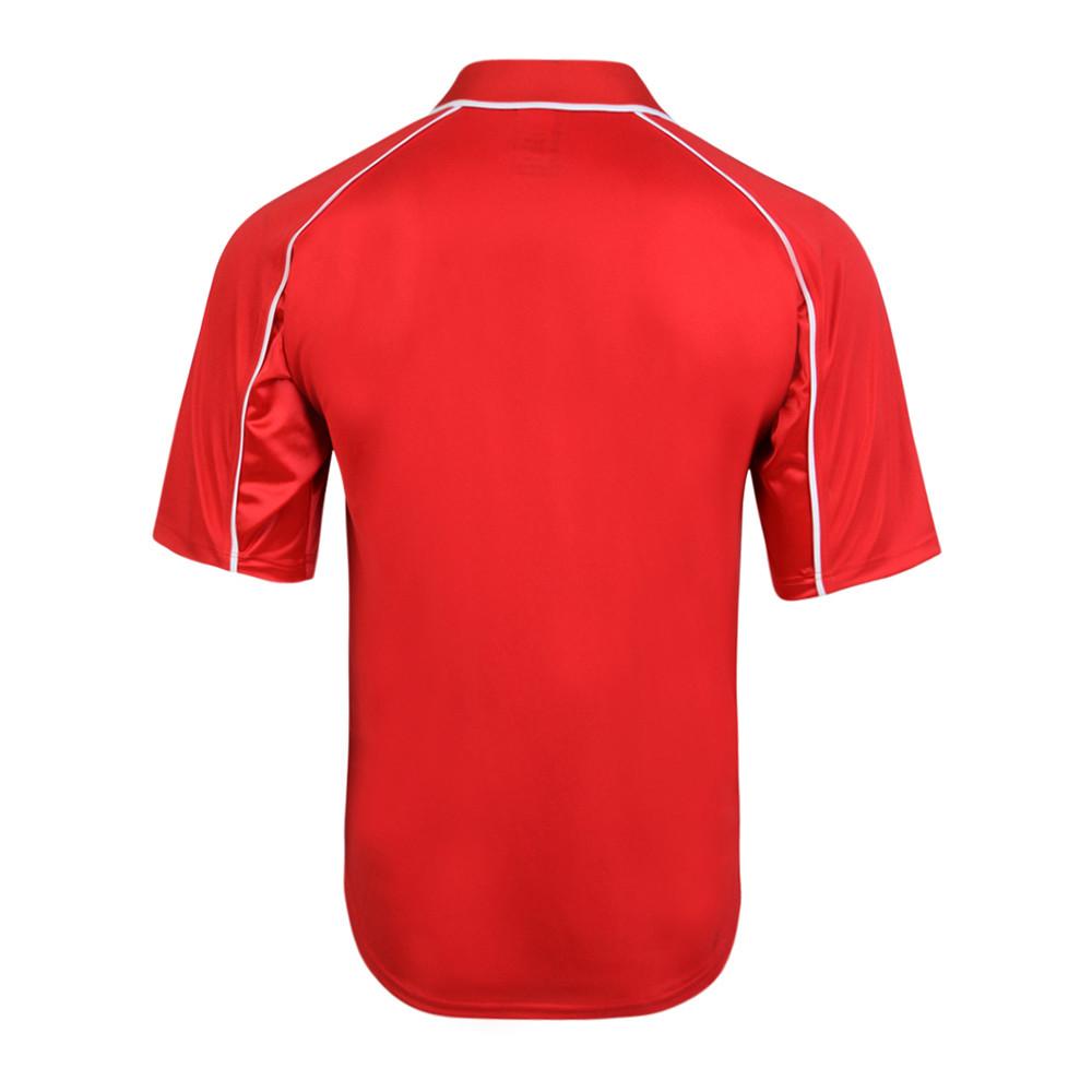 Liverpool 2000-01 Maglia Storica Calcio