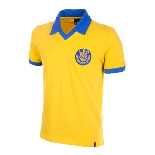 Lokomotive Lipsia 1984-85 Camiseta Retro Fútbol