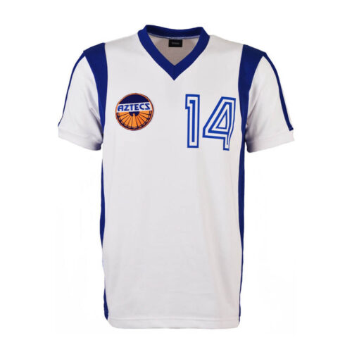 Los Angeles Aztecs 1979 Camiseta Retro Fútbol