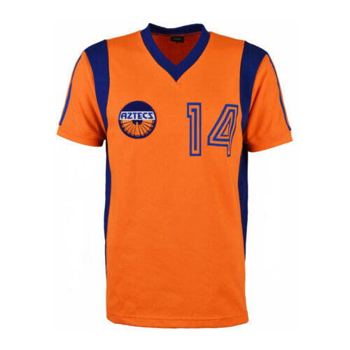 Los Angeles Aztecs 1979 Camiseta Fútbol Retro