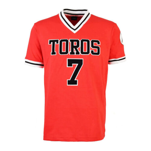 Los Angeles Toros 1967 Camiseta Retro Fútbol