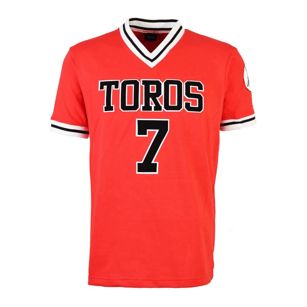 Los Angeles Toros 1967 Camiseta Retro Fútbol