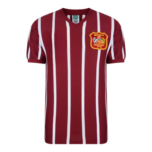 Manchester City 1955-56 Camiseta Retro Fútbol