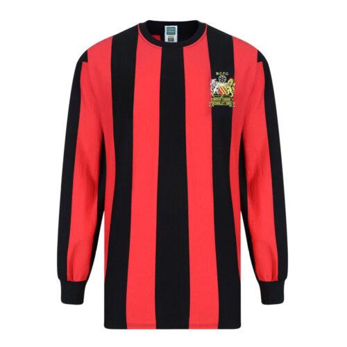 Manchester City 1968-69 Retro Football Shirt