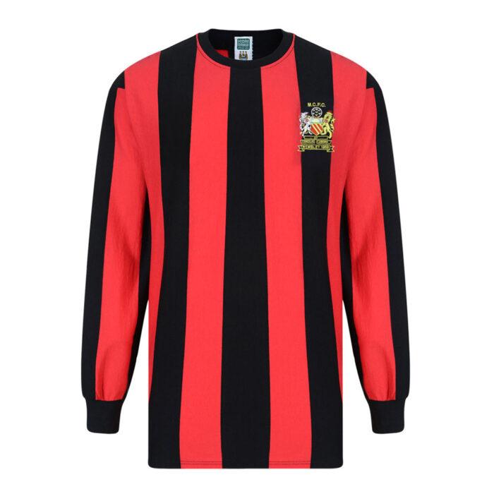 Manchester City 1968-69 Maglia Storica Calcio
