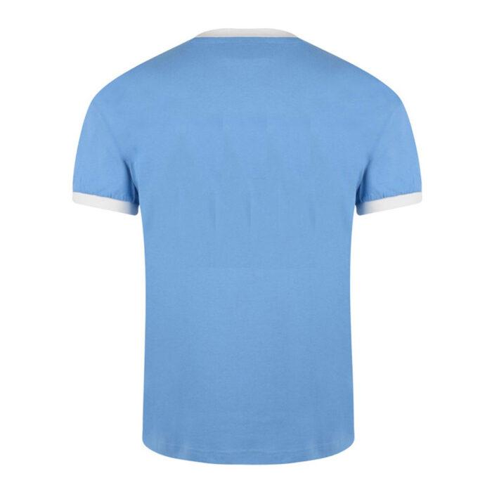 Manchester City 1973-74 Maglia Storica Calcio