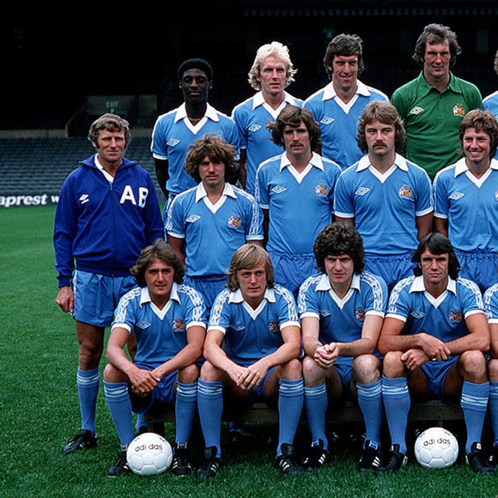 Manchester City 1978-79 Maglia Storica Calcio