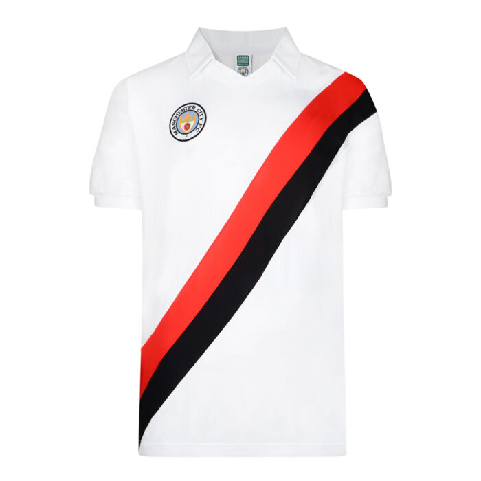Manchester City 1978-79 Retro Football Jersey