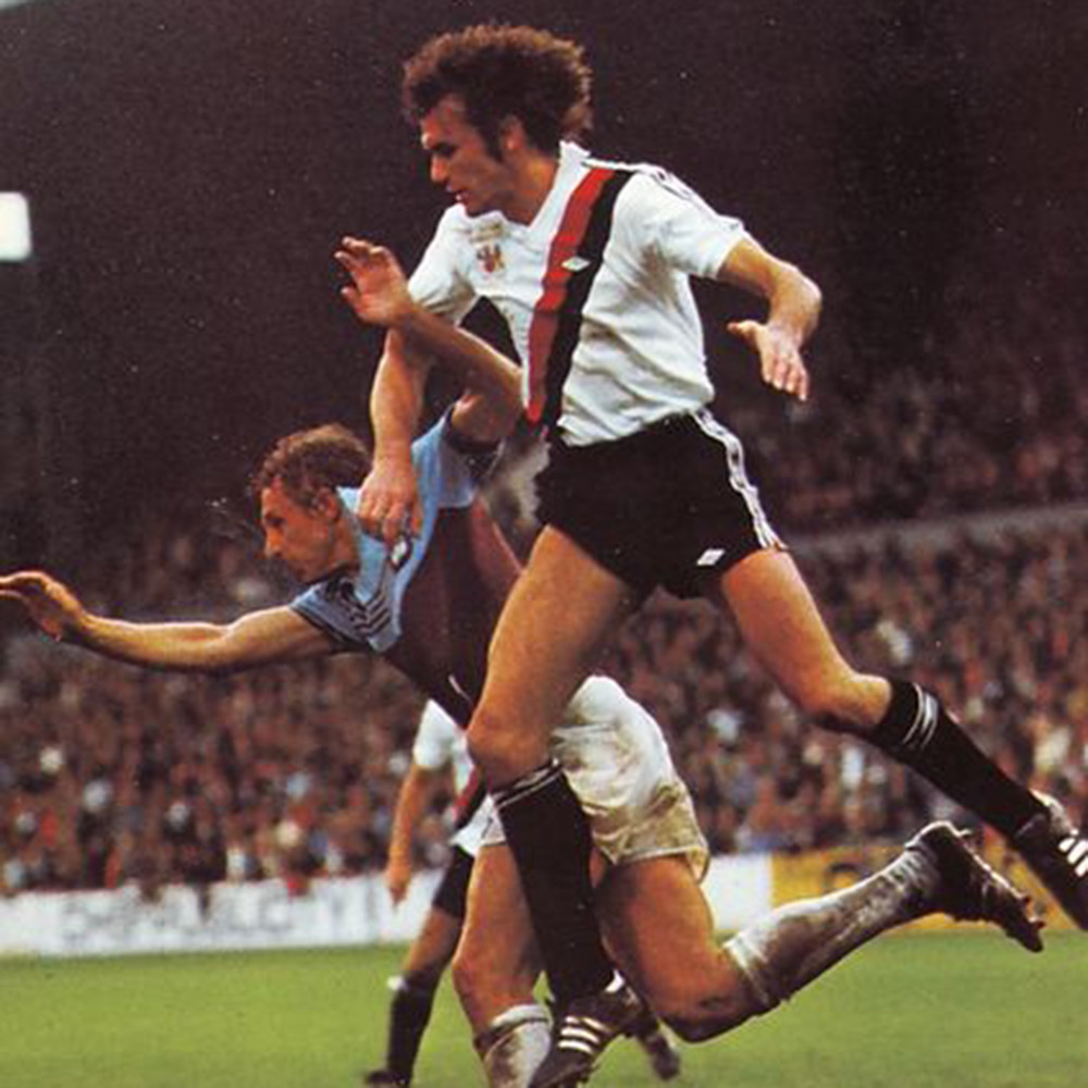 Manchester City 1978-79 Away Maglia Storica