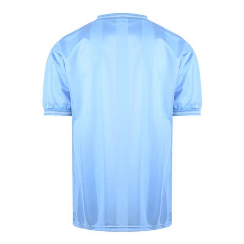 Manchester City 1983-84 Maglia Storica Calcio