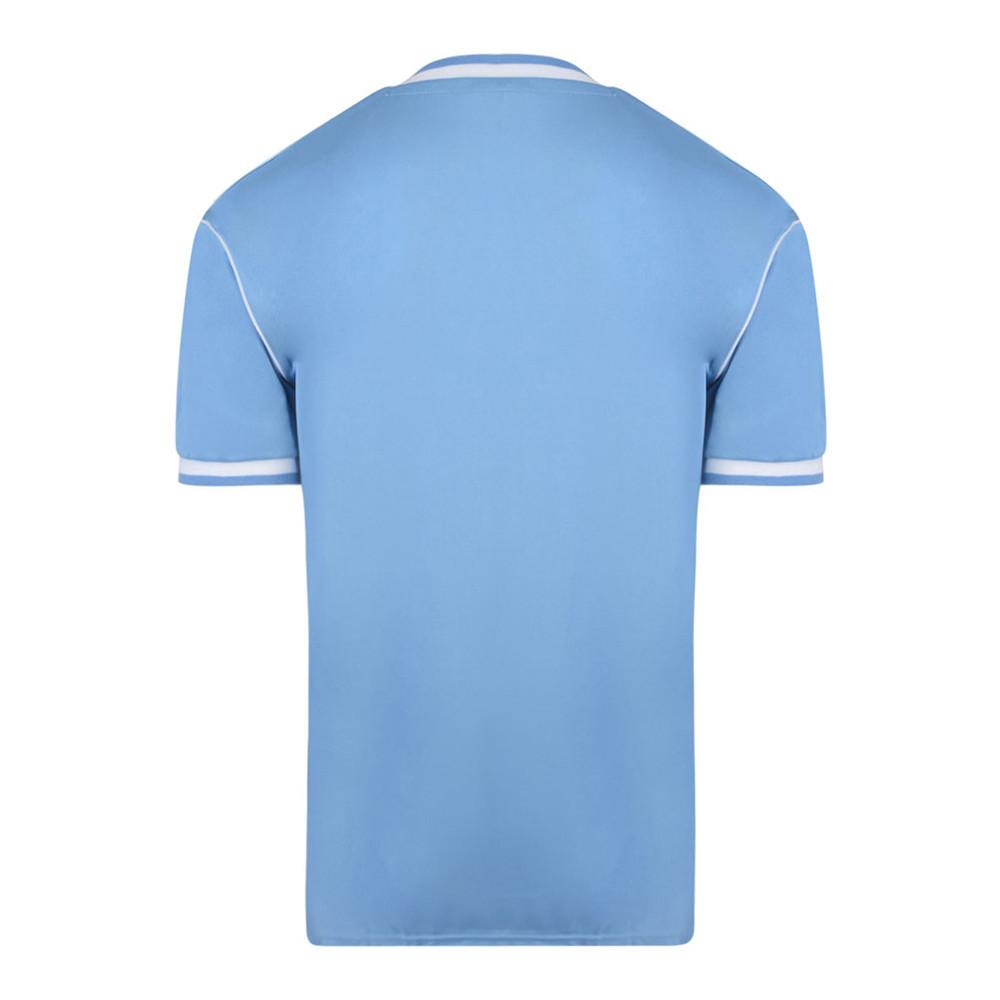 Manchester City 1985-86 Maglia Storica Calcio