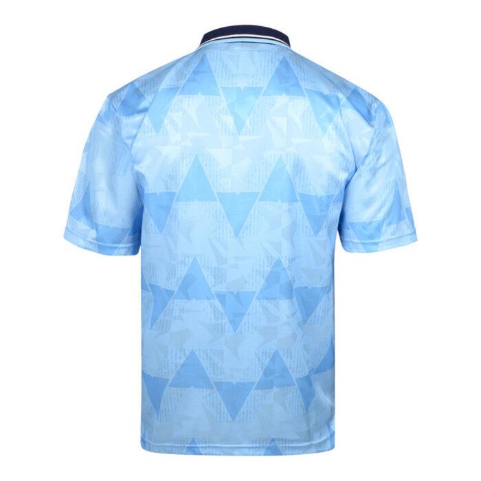 Manchester City 1989-90 Maglia Storica Calcio