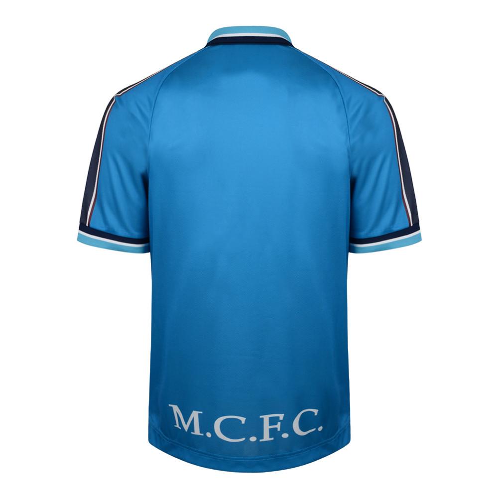 Manchester City 1998-99 Maglia Storica Calcio