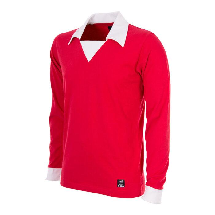 Manchester U. 1971-72 Retro Football Shirt