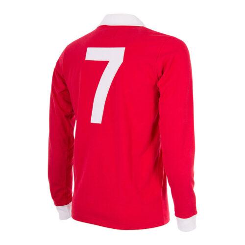 Manchester United 1971-72 Maglia Storica Calcio