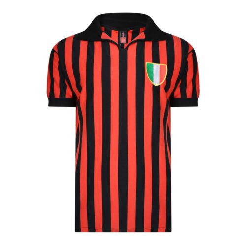 Milan 1962-63 Camiseta Retro Fútbol