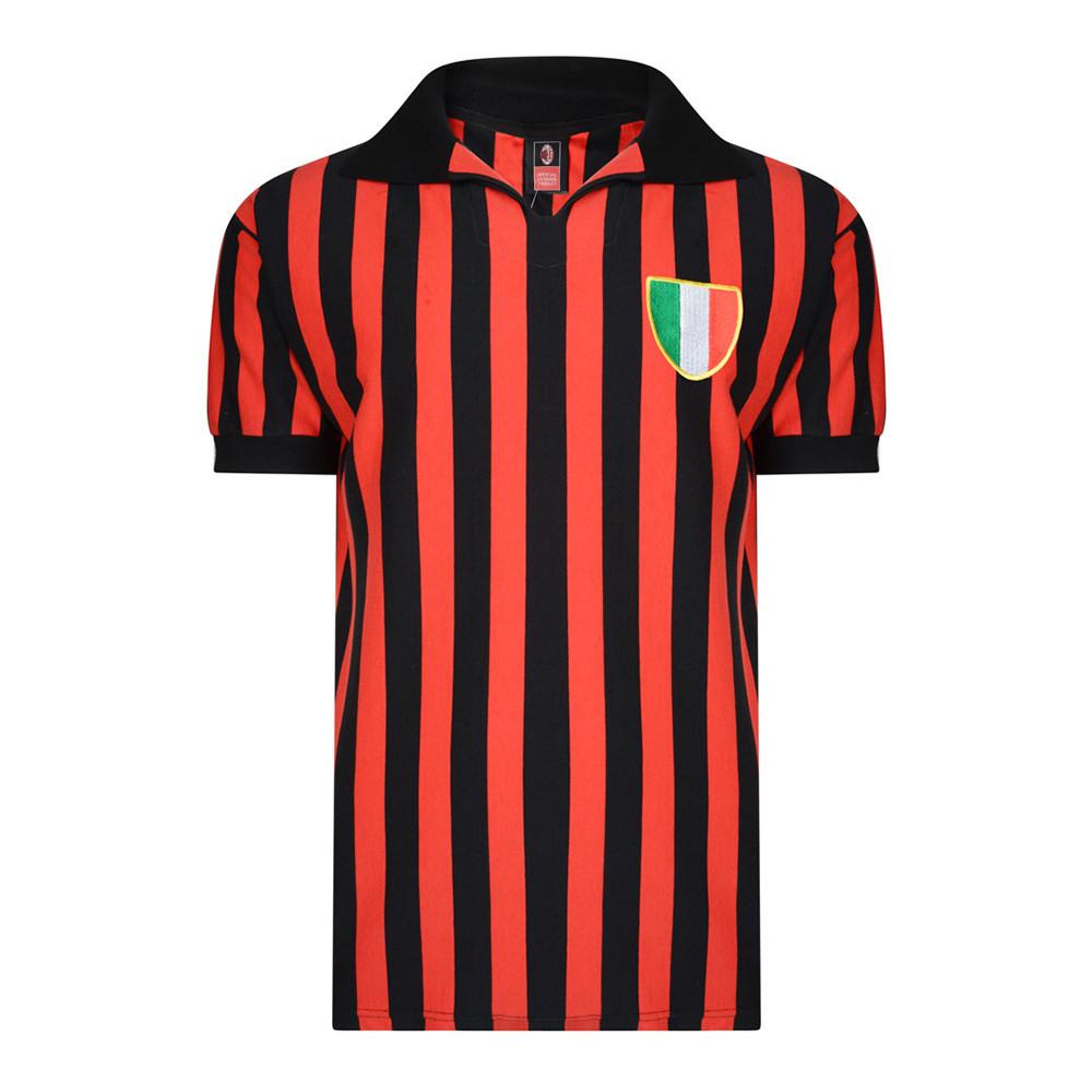 Milan 1962-63 Retro Football Shirt
