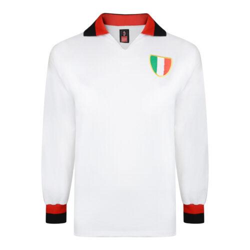 Milan 1962-63 Maglia Calcio Storica