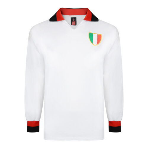 Milan 1962-63 Camiseta Fútbol Retro