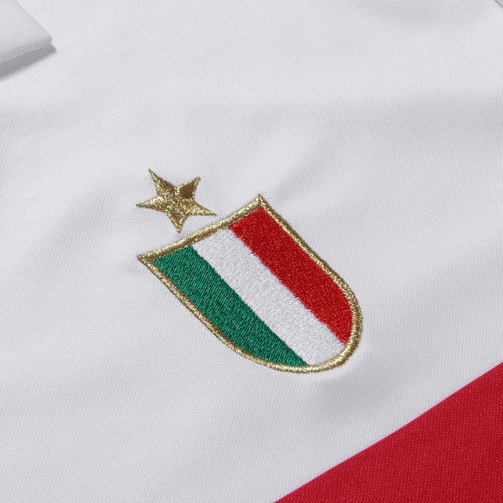 Milan 1988-89 Away Maglia Storica Calcio