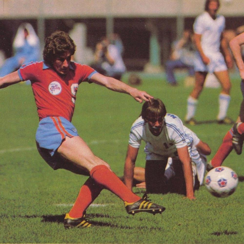Minnesota Kicks 1977 Maglia Storica Calcio