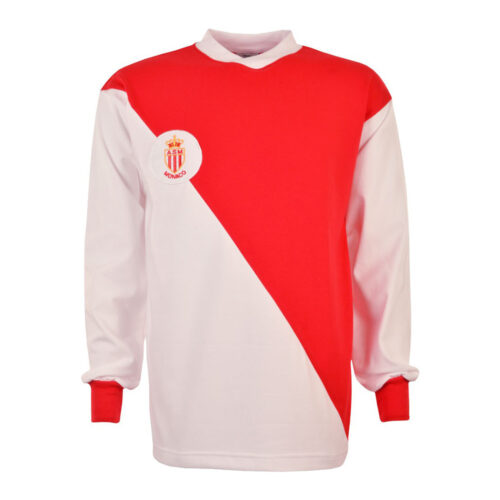 Monaco 1971-72 Retro Football Shirt