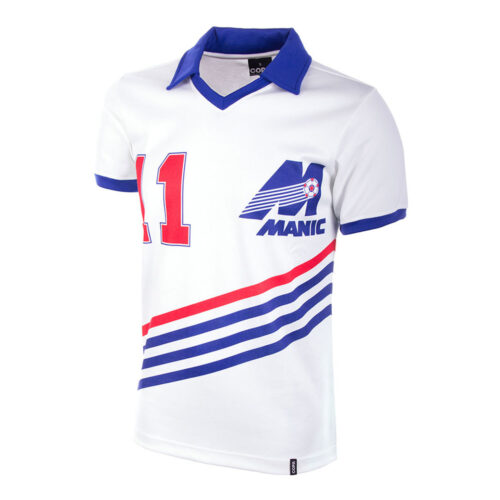 Montreal Manic 1981 Camiseta Retro Fútbol