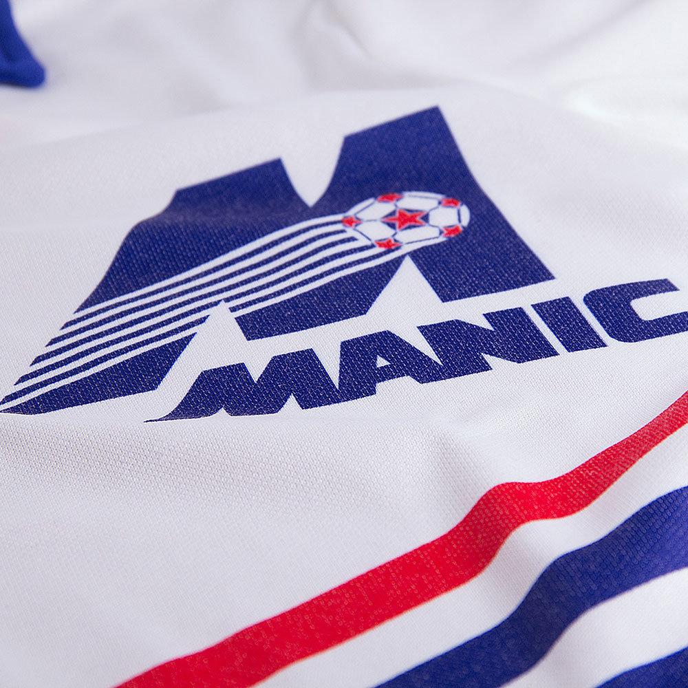Montreal Manic 1981 Maglia Storica Calcio