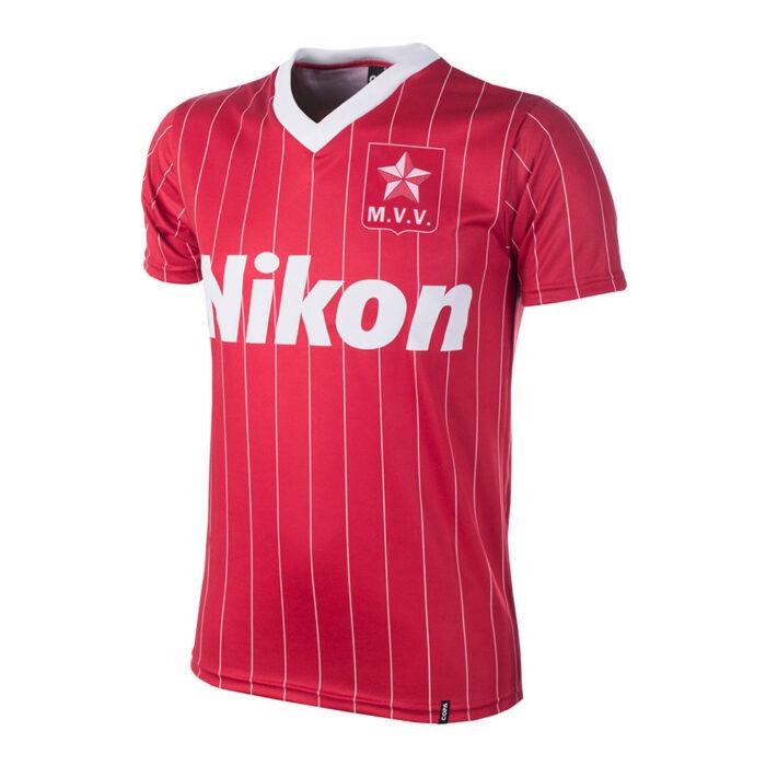MVV Maastricht 1983-84 Maglia Storica Calcio