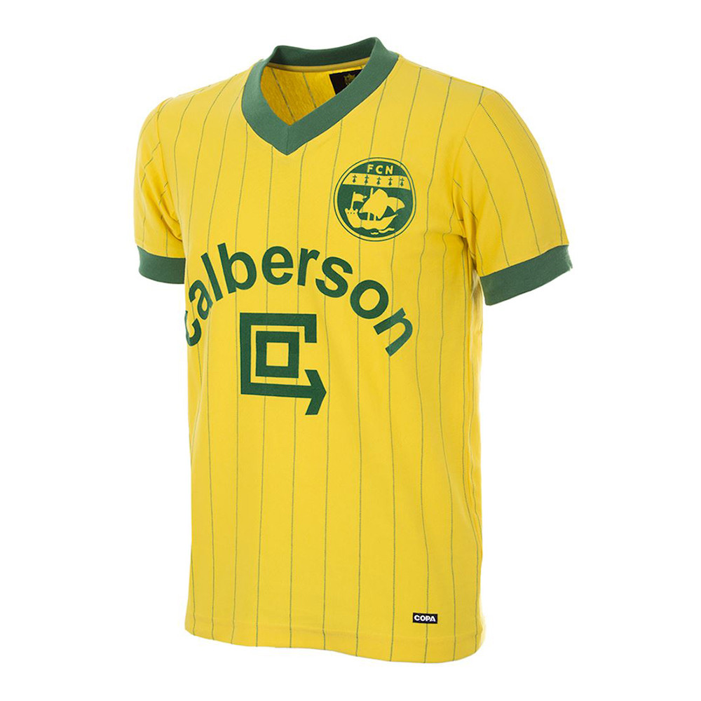 Nantes 1982-83 Retro Football Shirt
