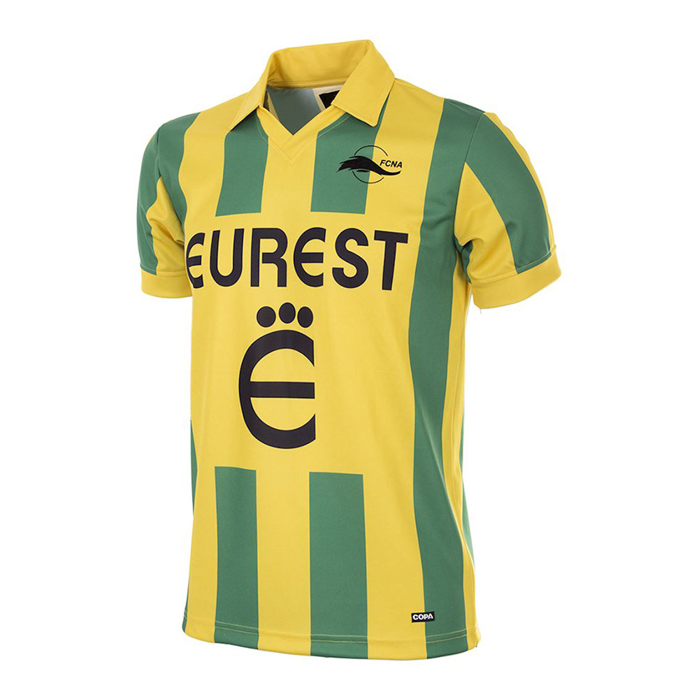 Nantes 1994-95 Retro Football Shirt