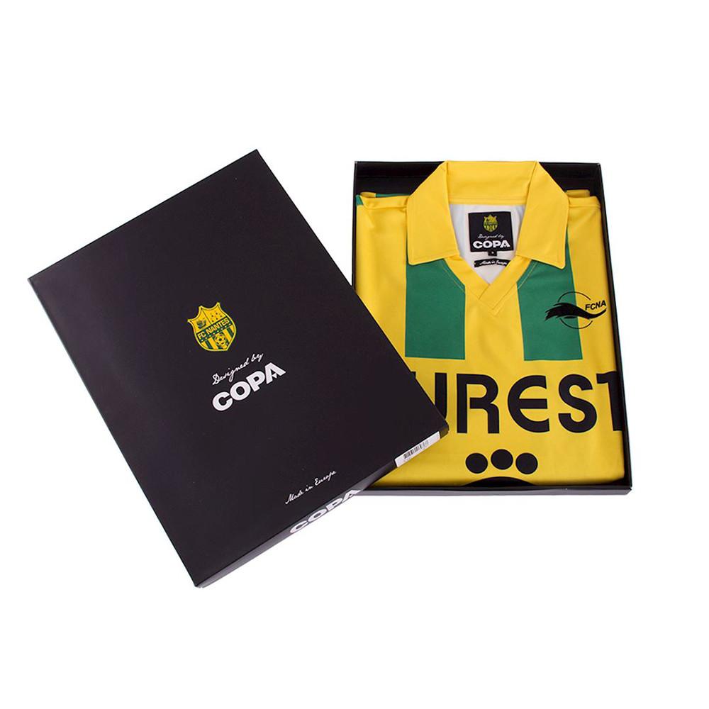 Nantes 1994-95 Maglia Storica Calcio