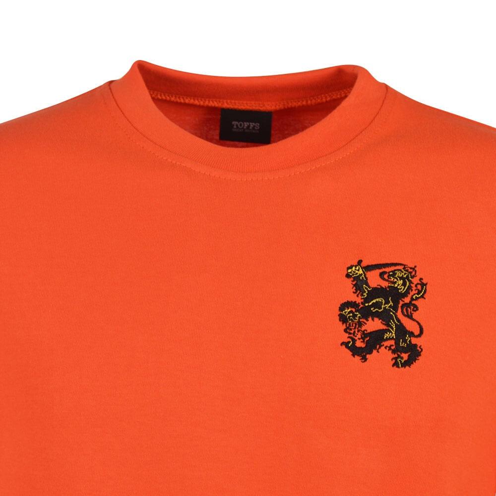 Olanda 1973 Maglia Storica Calcio