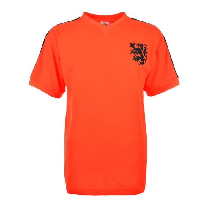 Olanda 1974 Maglia Storica Calcio